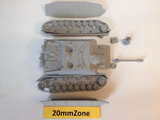 Jagdpanzer IV with Zimmerit L48 & L70 options  with crewman,