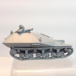 Lorraine Beobachtungs Artillery Observation Vehicle + 1 crew