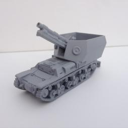 Sdkfz  135/1 150 SPG LS (f)  rapid build kit + 2 crew