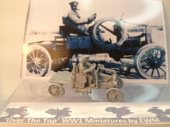 LCP kit 4 is the total stripped out version of the model T.