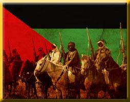 Arabs WW1 Allies & Enemies
