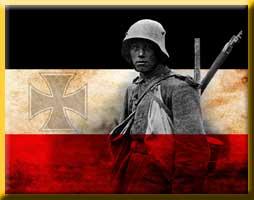 German Western Front 1916-18