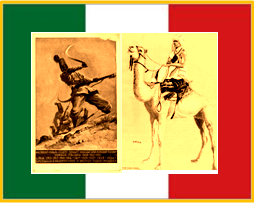 Italian Colonial Troops