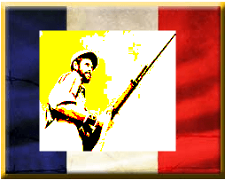 Free French Foreign Legion Infantry singles