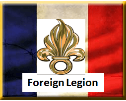 French Foreign Legion 1930-1941