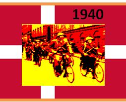 7. Danish Army cycles and push bikes