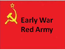 Russian Army 1939 to 1943