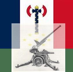 AA & ATG units in Syria, Indochina and Madagascar