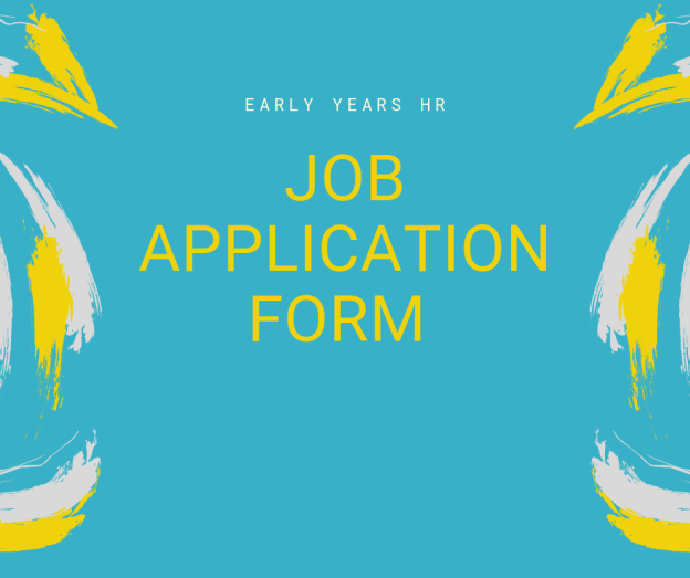 Nursery Application Form