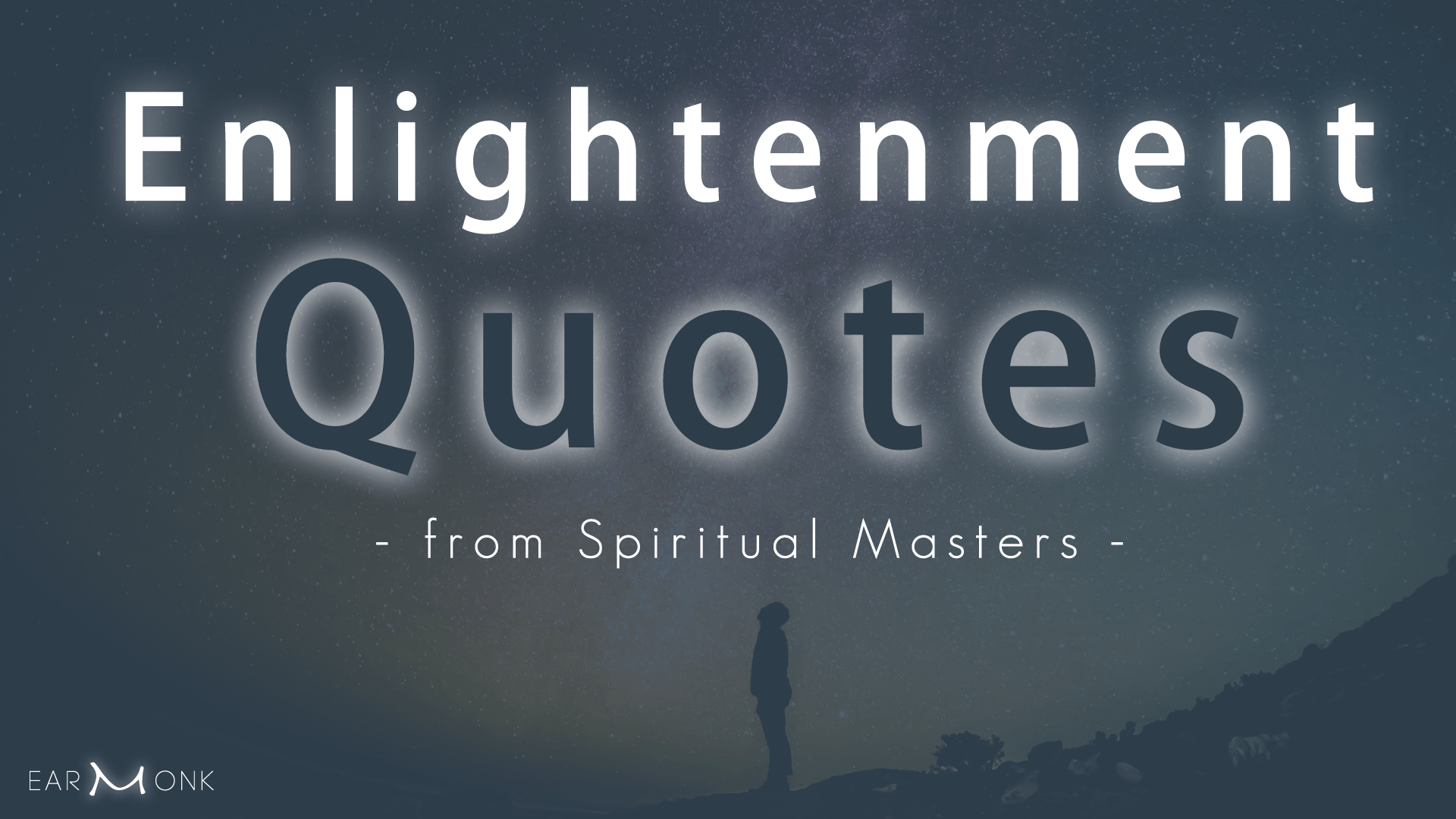 enlightenment quotes spiritual masters