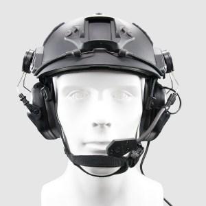 EARMOR M32H MOD1 Headset for Fast Helmet – Black