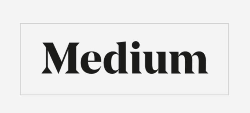 Medium Simple Blogging Platform
