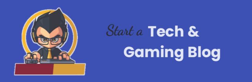 Start a Gaming Blog