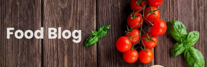 Food Blog Idea