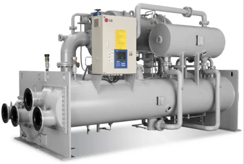 Industrial Water Cooled Chiller in Bangladesh
