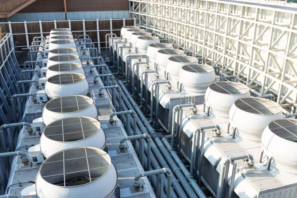 Cooling tower efficiency: water and energy optimization