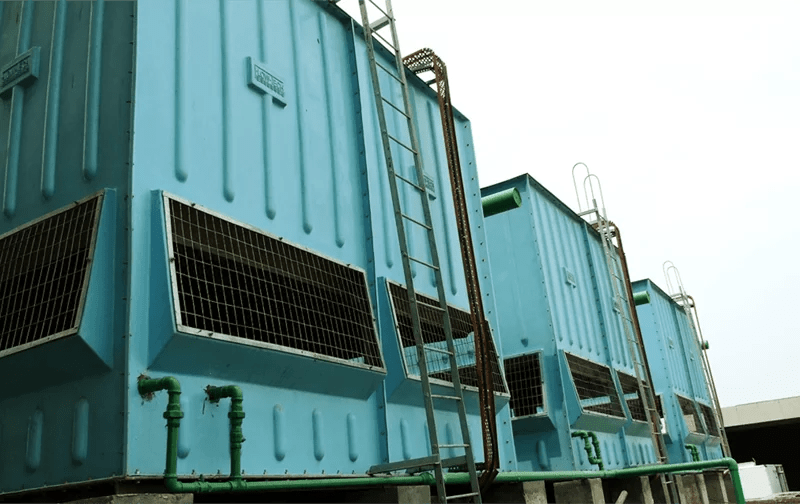 Cooling Tower In Food Industry