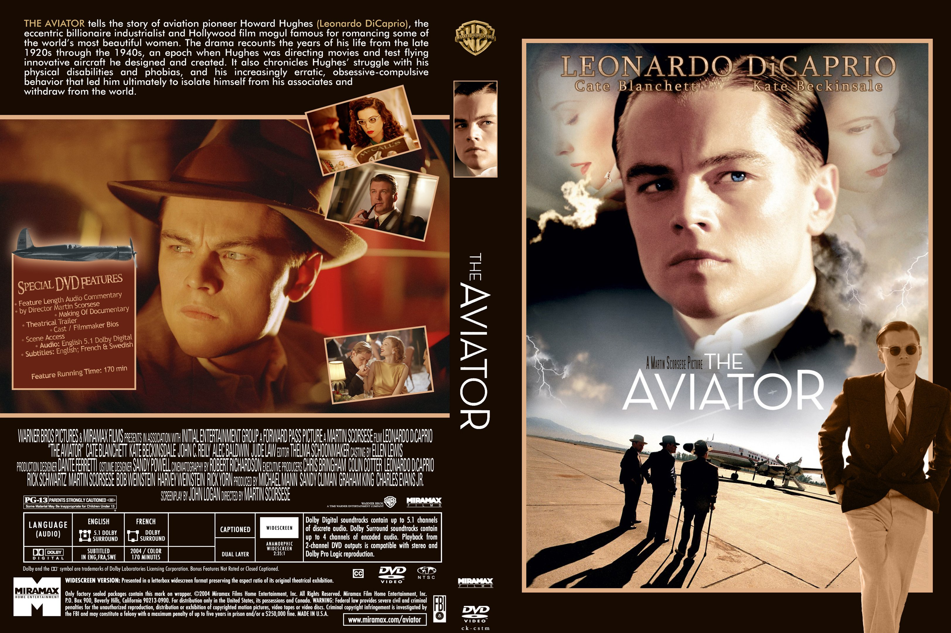 the aviator dvd review