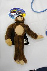 toy monkey slingshot that screams