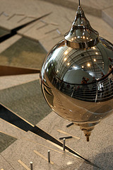 weight of a pendulum