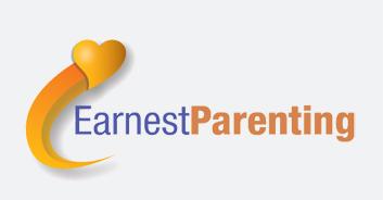 Earnest Parenting.com logo