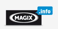 logo for magix.com