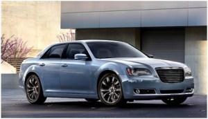 Chrysler 300 car