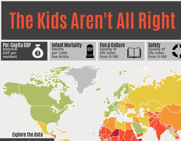 thumbnail image for Kids Aren't All Right infographic