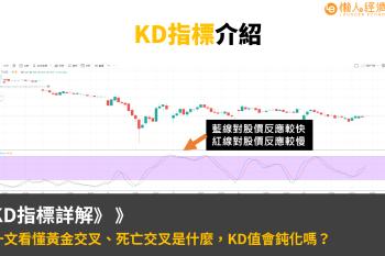 KD指標詳解:一文看懂黃金交叉、死亡交叉是什麼,KD值會鈍化嗎?