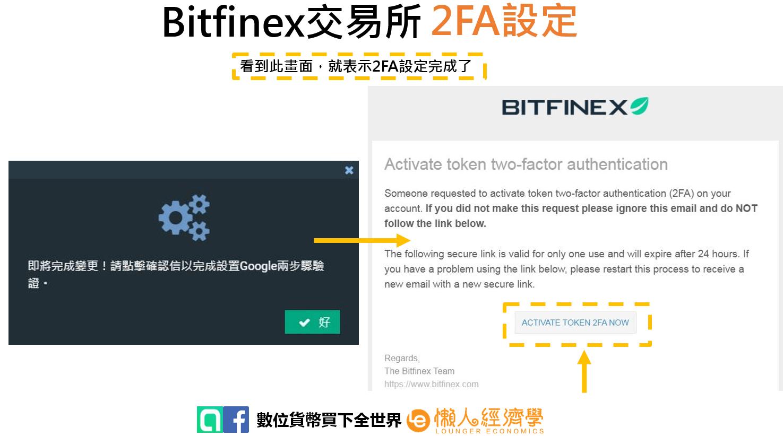 Bitfinex 2FA 5