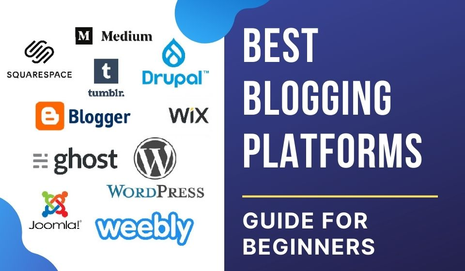 Read more about the article The Best Blogging Platforms in 2021