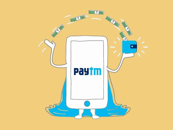 PayTM – Get Rs.8 Or Rs.5 Free Recharge
