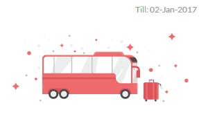 Redbus Freecharge – Get Upto Rs.175 Cashback