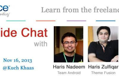 Elance Fireside Chat Session in Islamabad