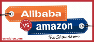 Alibaba vs Amazon: The Ultimate Infographic After Alibaba IPO at NYSE