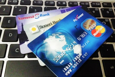 Payoneer Credit Card