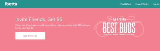 ibotta sign up bonus