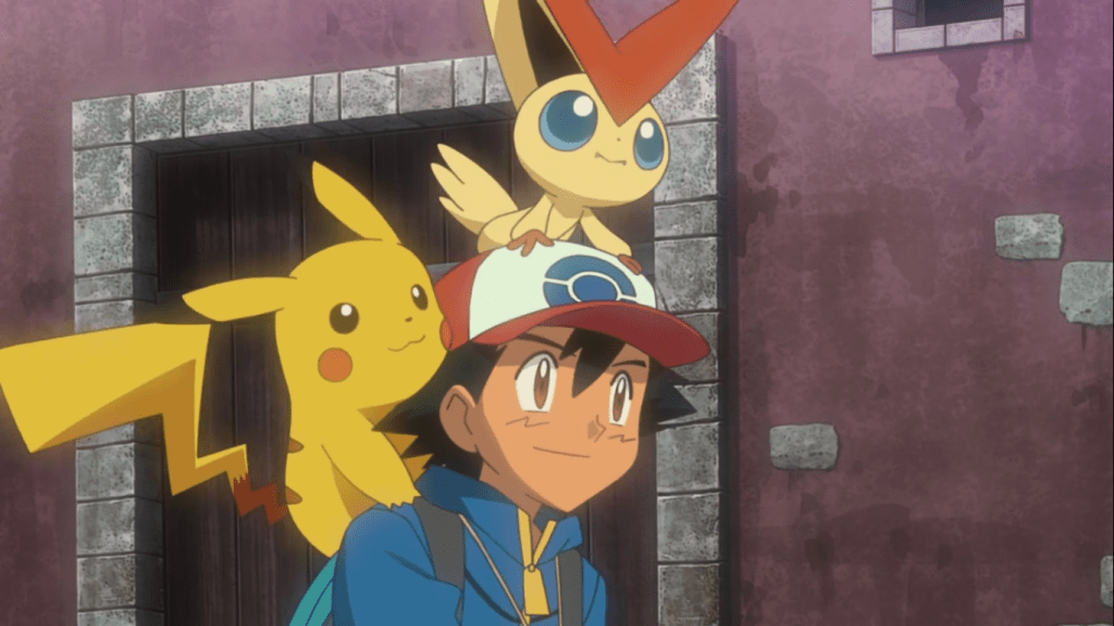Victini Evolution Pokemon