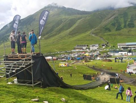 XLETIX Tirol Abhang Speed Slide