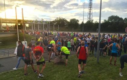 RostockHM Start Halbmarathon