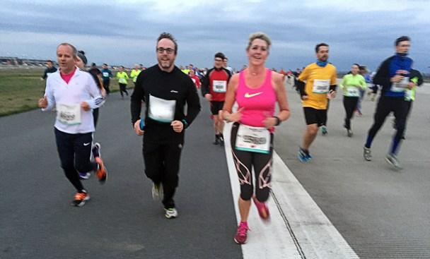 Securitas Airport Night Run Race