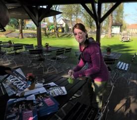 Spreewaldmarathon Startvorbereitung