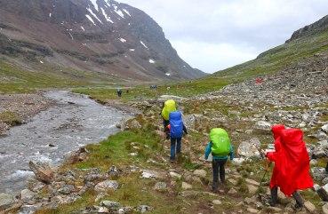 fjaellraeven-classic-Tag-2-erster-Regen