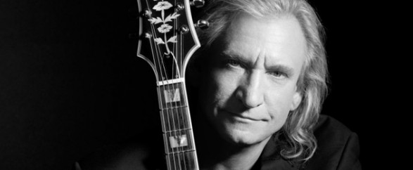 Joe Walsh brings regular-guy charm and killer James Gang riffs to Coquitlam