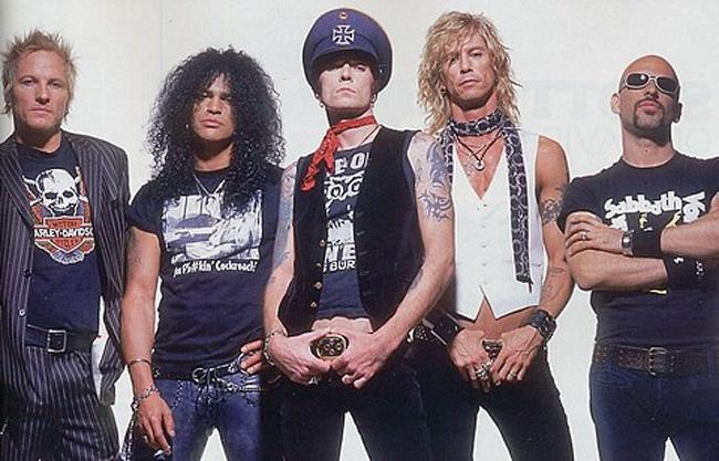 """Slash on Velvet Revolver: """"We're doing pretty fucking well for ourselves."""""""
