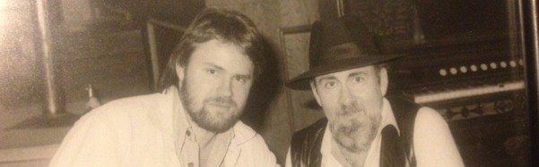 Chattin' with Roy Buchanan at the Town Pump
