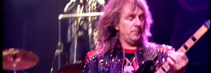 Glenn Tipton says that Rory Gallagher made him pick up the guitar