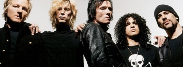"Slash on Velvet Revolver: ""We're doing pretty fucking well for ourselves."""