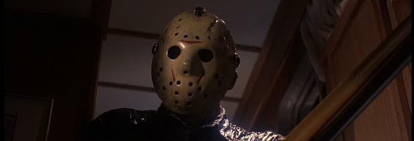 Hangin' with Kane Hodder on the Vancouver set of Friday the 13th Part VIII: Jason takes Manhattan