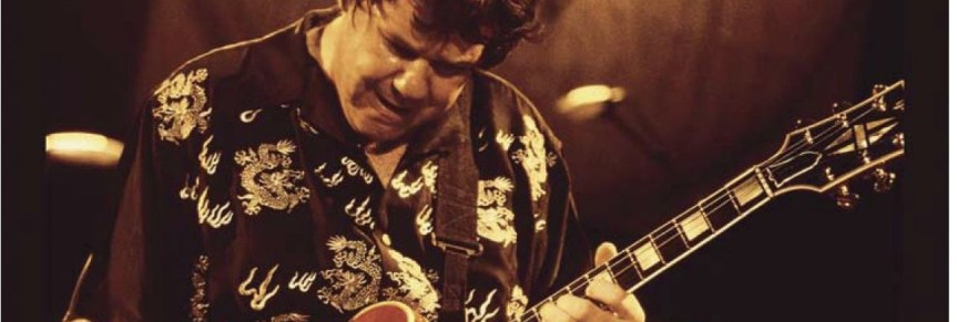 Gary Moore's Essential Montreux is a five-disc feast of fret-burning action
